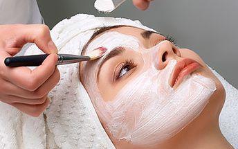 60 minutové kompletní kosmetické ošetření pleti kosmetikou MAKO BUTTERFLY za skvělých 219 Kč!