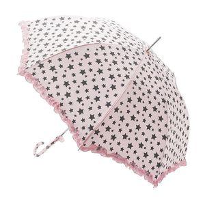Rozjasněte všechny deštivé dny s tímto nádherným stylovým deštníkem! Deštník Pink/grey stars