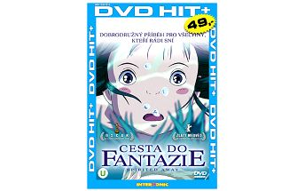 DVD hit Cesta do fantazie