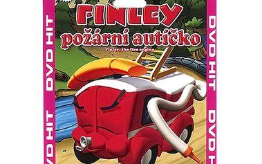 DVD hit Finley - požární autíčko 10