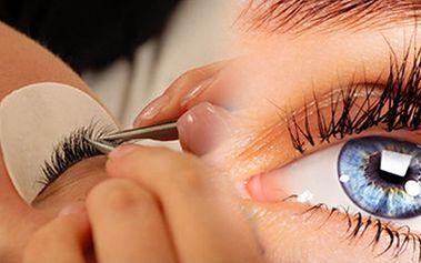Skvělá nabídka na aplikaci permanentních řas!! Jedinečná aplikace metodou ŘASA NA ŘASU v příjemném relaxačním a kosmetickém Studiu Nane! Navíc úprava obočí a liftingová masáž!!