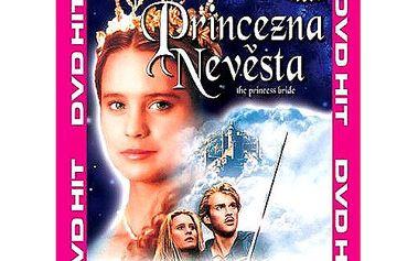 DVD hit Princezna Nevěsta