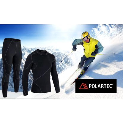 Značkové pánské termo prádlo POLARTEC