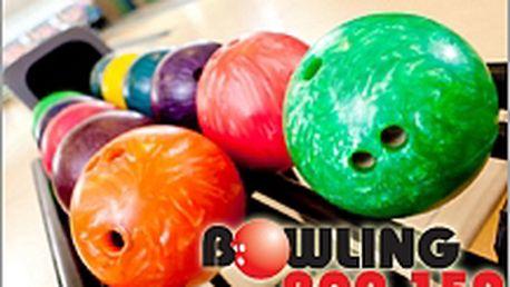 Bowling v UH za 59 Kč