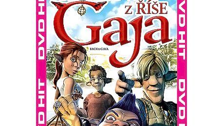 DVD hit Hrdinové z říše Gaja
