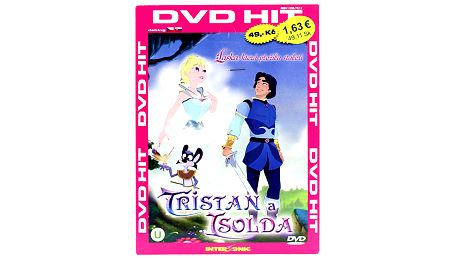 DVD hit Tristan a Isolda