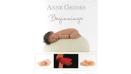 Anne Geddes Kniha Beginnings