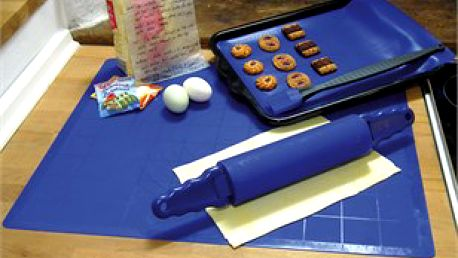 Praktická 4dílná silikonová sada na pečení