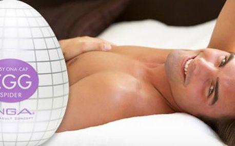 Sv. Valentýn je tu! Tenga Egg erotický pomocník pro muže! Vyzkoušejte v páru tuto revoluční japonskou novinku a určitě nebudete litovat! Nový rozměr Vašich erotických hrátek je zde