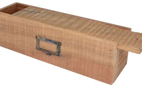 Dřevěný box Cover