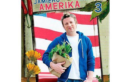 DVD hit Jamie Oliver - Jamieho Amerika 3
