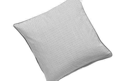 Povlak na polštář Tine K 50 x 50 Black