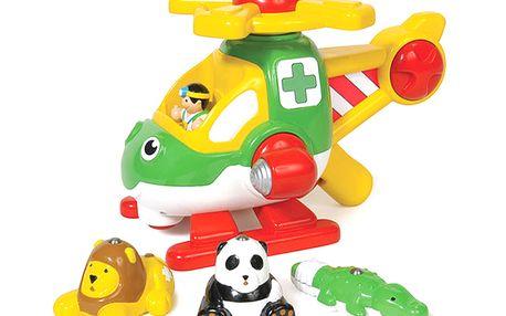 Záchranná helikoptéra
