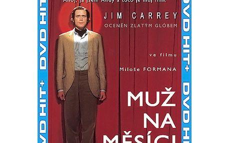 DVD hit Muž na měsíci