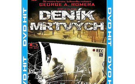 DVD hit Deník mrtvých
