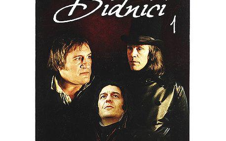 DVD hit Bídníci 1