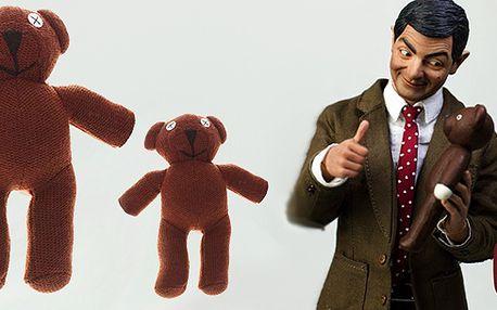 Jen 109 Kč za krásnou hračku TEDDY BEAR MR. BEANA. Udělejte radost svým ratolestem a kupte jim legendárního medvídka. Úsměvy a radost vašich dětí nebo kamarádů Vám udělají radost.