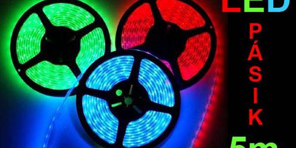 Svietiace LED pásy