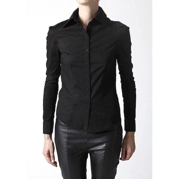 Dámská černá košile Gene