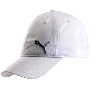 Kšiltovka - puma eddison cap bílá uni