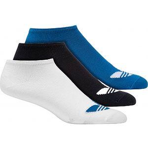 Unisex ponožky - Adidas ADICOLOR ANKLE SOCK bluebird/white 39-42