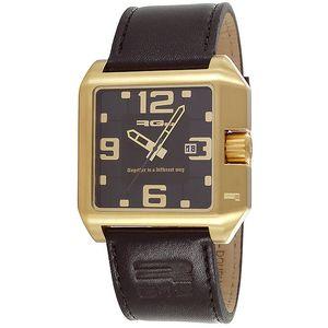 Analogové hodinky ve zlaté barvě RG512