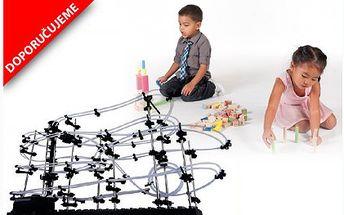 Stavebnice SPACERAIL level 6 jen za 999 Kč! Vhodné pro pokročilé uživatele, děti i dospělé. Skvělá zábava pro celou rodinu.