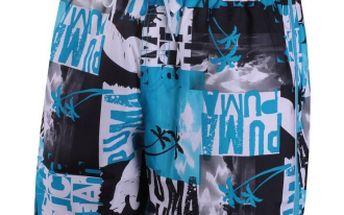 Pánské plavky - puma jamaica wave beach shorts
