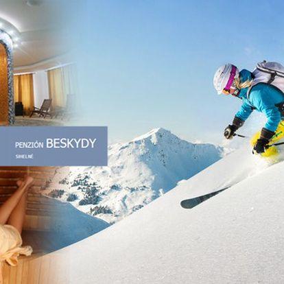 Wellness pobyt s lyžovačkou na Oravě