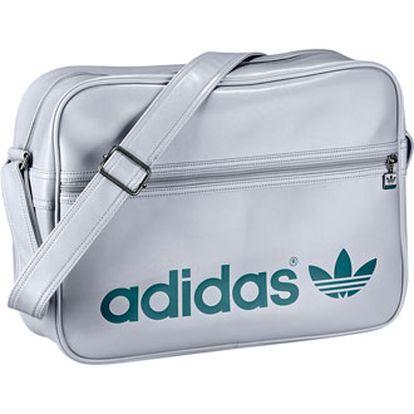Stylová unisex retro taška - Adidas AC AIRLINE BAG