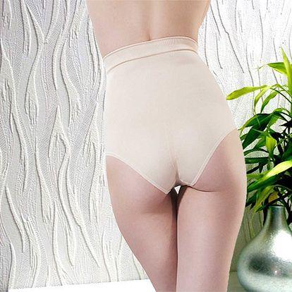 Tělové kalhotky s vysokým pasem