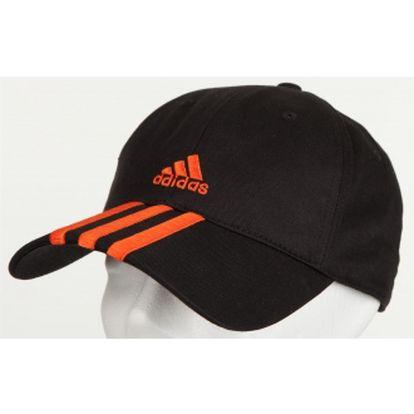 Sportovní kšiltovka - adidas essentials 3 stripes cap osfm