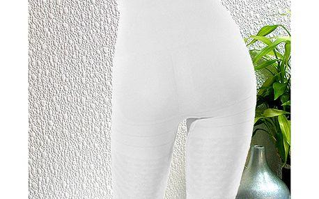 Bílé push-up stahovací prádlo