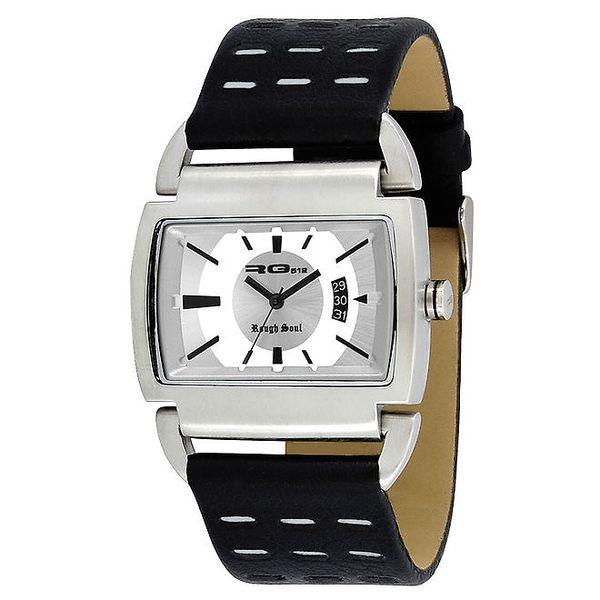 Analogové hodinky s datumovkou RG512