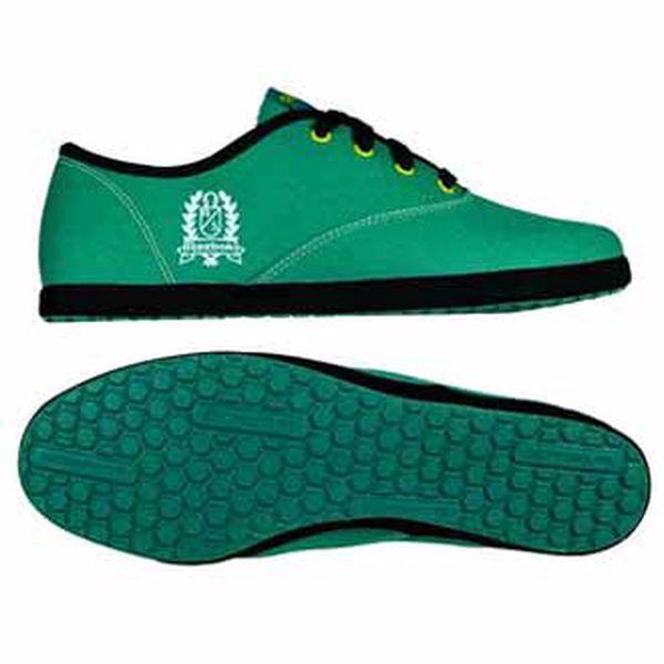 Dámská lifestylová obuv - Reebok HERITAGE ULTRALITE zelená/černá