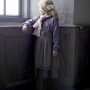 Dívčí bolerko Kate Vintage Heather