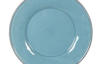 Obědový talíř Constance bleu 28 cm