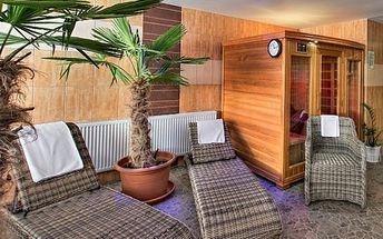 Víkendový relax pro DVA v Senci s polopenzí a luxusním wellness