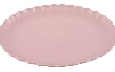 Servírovací talíř Mynte rose 40 cm