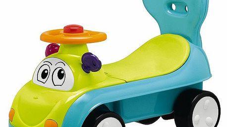 Chicco Odstrkávadlo Speedy Auto green