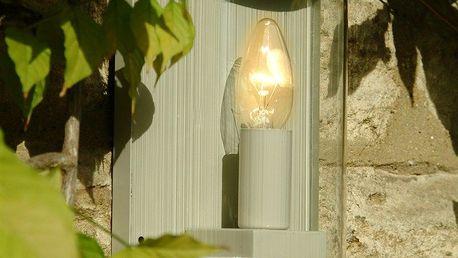 Nástěnná lampa Astall Clay pro použití ve vnitřních i venkovních prostorách