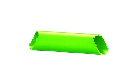Originální škrabka na česnek - zelená