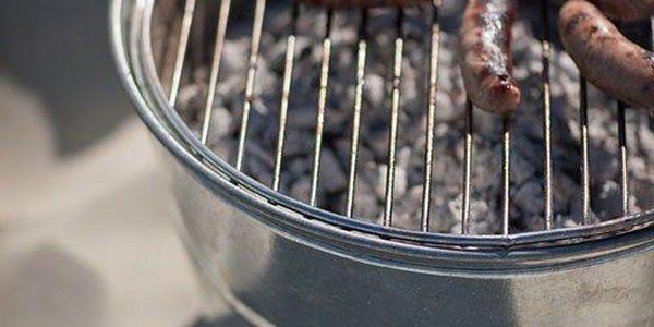 Přenosný grill BBQ