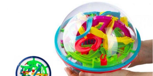 Hit letošních Vánoc! Velká verze logické 3D hry pro děti i dospělé! Pouhých 299 Kč za super dárek! Inspirujte se dále na maxsleva.cz!
