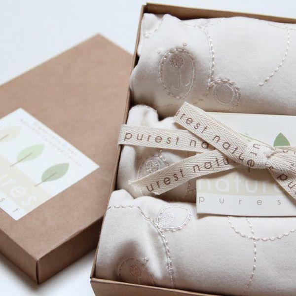 Set 3 overálků v dárkové krabičce