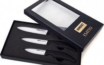 3dílná sada keramických nožů ESATTO