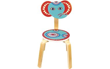 Dětská židlička Slon