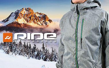 Pánské lyžařské bundy a kalhoty Ride