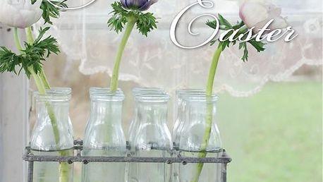 Kniha Velikonoční inspirace Jeanne d'Arc Living