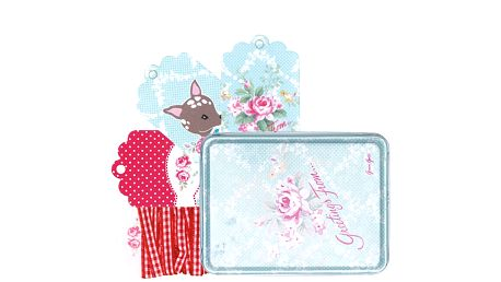 Dárkové kartičky v krabičce Amy
